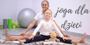 Światowy dzień jogi dla dzieci
