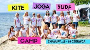 Dziewczyny, które kochają kitesurfing i…. jogę!