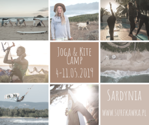 Joga & Kite Camp Surfkawka