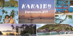Karaiby Katamaranem- Przygoda roku