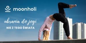 Moonholi ubrania do jogi nie z tego Świata